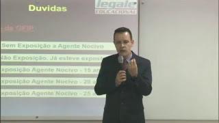 APOSENTADORIA ESPECIAL/GFIP - PROF. AZEVEDO