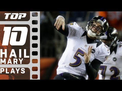 Top 10 Hail Mary Plays of All Time NFL