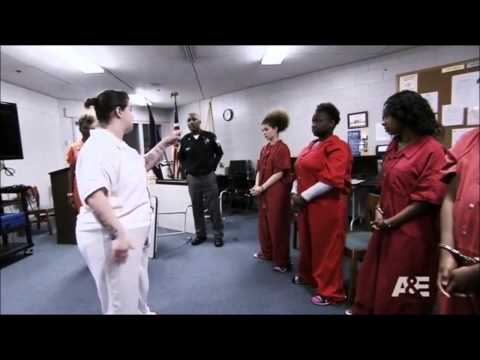 Jazmine Meets Her Mom In Jail Beyond Scared Straight