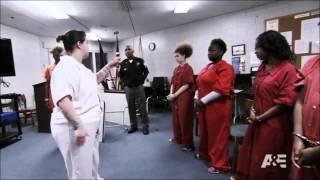 Jazmine Meets Her Mom In Jail - Beyond Scared Straight