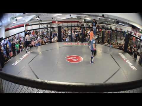 Ivan Smirnou VS Josh Whittey