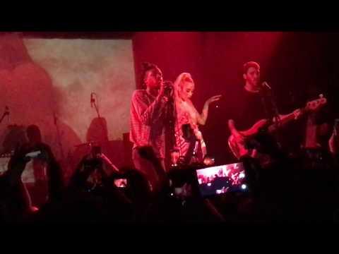 Daniel Caesar feat Kali Uchis - Get You EchoPlex Live 1/29/2017 Los Angeles mp3