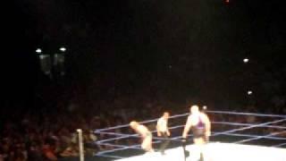WWE Bercy, Big Show vs Finlay