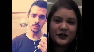 TITANIC - My Heart will go on - Celine Dion (COVER SMULE) _EhLee_ and Carina de Castro