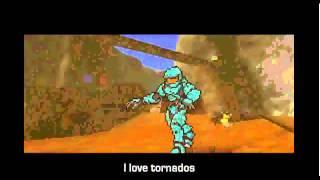 I love the Halo World(Rus Dub)