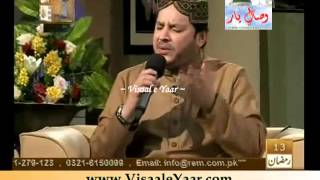 URDU NAAT(Ban Key Sarkar Ka )SHAHBAZ QAMAR FAREEDI.BY Visaal