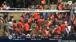 rohit sharma best innings vs kiwis
