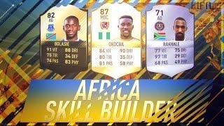 FUT 17 | AFRICA SKILL BUILDER | LA LEGENDE OKOCHA !!