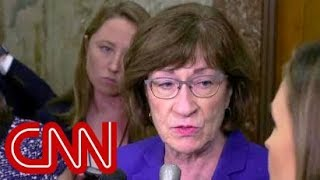 Susan Collins: If Kavanaugh lied, that