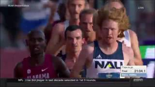 2018 NCAA Track Championships Men's 10000m