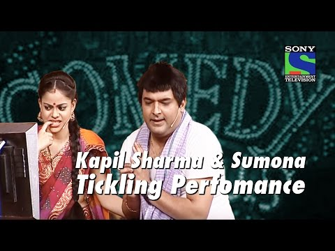 Xxx Mp4 Kapil Sharma And Sumona S Rib Tickling Perfomance 3gp Sex