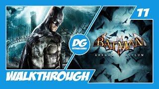 Batman Arkham Asylum - Walktrough 100% Parte 11 - Localize a Dra. Young [Legendado PT-BR]