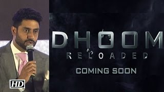 Abhishek Bachchan REVEALS Details About Dhoom 4