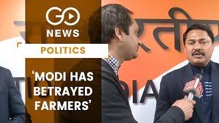 Congress Attacks Modi For Agrarian Crisis