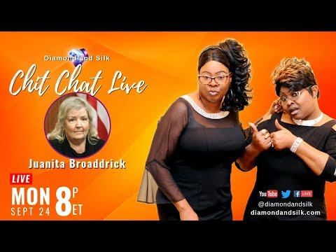 Xxx Mp4 Diamond And Silk Chit Chat Live Guest Juanita Broaddrick 3gp Sex