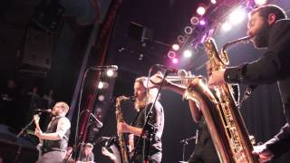 Nathaniel Rateliff and The Night Sweats - S.O.B. & The Shape I