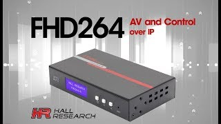 FHD264 HDMI over IP Video Distribution System