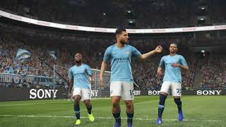 MATCH OF THE DAY • Manchester City vs Chelsea 10/02/2019 Pes