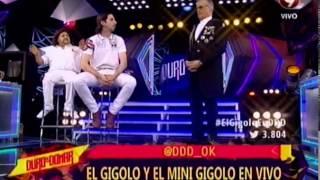 DEBATE CON GIGOLO Y EL MINI GIGOLO - VICTIMARIO O VICTIMA - PRIMERA PARTE - 18-08-15