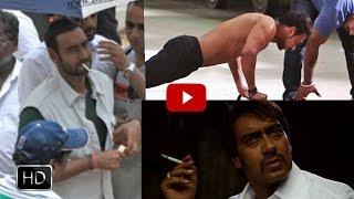 अजय देवगन ने बताया अपनी फिटनेस का राज