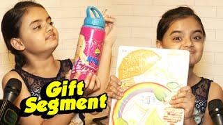 Gift Segment : Ruhanika Dhawan aka Ruhi Of Ye Hai Mohabbatein Receives Gifts From Fans