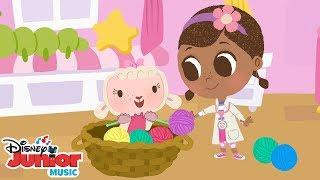 Baa Baa Black Sheep 🐑 | 🎶 Disney Junior Music Nursery Rhymes| Disney Junior