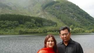 Cheye Dekho Tumi Du Chokhe amar -  Shaheen
