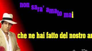 Adriano Celentano - Сonfessa (караоке)