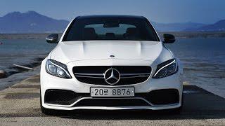 메르세데스-AMG C63 시승기, M3랑 서킷에서 붙어보고 싶다!  Mercedes-AMG C63