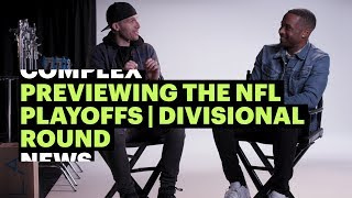 Previewing the NFL Playoffs | Divisional Round