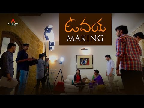 Xxx Mp4 Making Of Uday II Telugu Short FIim II Arrow Cinemas II 3gp Sex