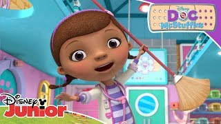We're the Pet Rescue Team 🎶| Doc McStuffins | Disney Channel Africa