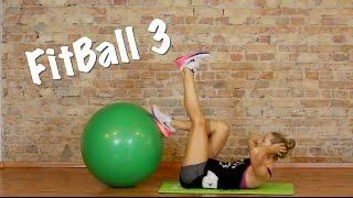 Fitball 3 (trening z piłką)