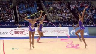2010 World Championships Group All Around Group B (HD)