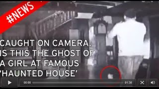 Production crew catches 'footage of ghost and voice' of dead child