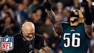Best of the Eagles 2017 NFC Championship Celebration | NFL Highlights