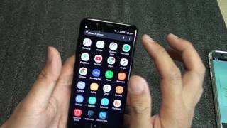 Samsung Galaxy S8: How to Open Apps With Missing Apps Icon