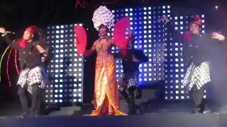 Raminten Cabaret Show I Hamzah Batik Malioboro Jogja 23.04.2016