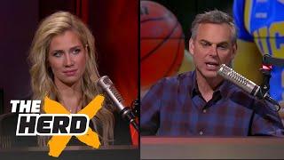 Kristine Leahy and Colin Cowherd react to LaVar Ball