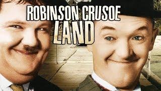 Laurel & Hardy - Robinson Crusoe Land (1951) [Komödie] | Film (deutsch)