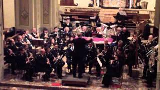 March Of The Toy Soldiers - Filarmonica Unione San Pietro - Concerto di Natale 2013