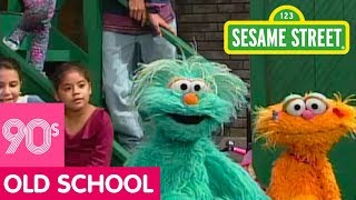 Sesame Street: Everybody Say Hola Song with Rosita and Zoe