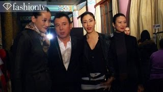 Focus on Designers: Xie Feng | Mercedes Benz Fashion Week China | FashionTV