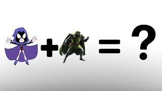 Teen Titans Go! + Fantastic Four - bowser12345