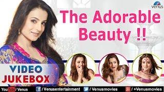 The Adorable Beauty : Amisha Patel ~ Bollywood Romantic Songs || Video Jukebox