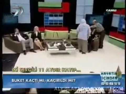 TV7de kadın programında dayak canlı yayında küfür sin3k