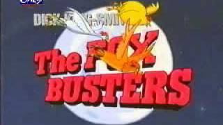 FOXBUSTERS opening
