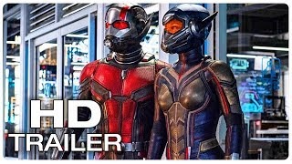 ANT MAN 2 Trailer Teaser Ant Man & The Wasp First Look (2018) Ant Man and the Wasp