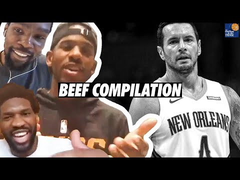 Kevin Durant Carmelo Anthony Chris Paul and More SOUND OFF on Their Prior Beefs with JJ Redick