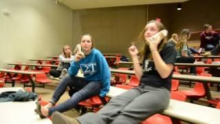 Mannequin Challenge Alpha Sigma Tau 2016 SUNY Geneseo